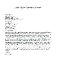 nursing cover letter recent grad cover letter cover letter cover letter resume nursing