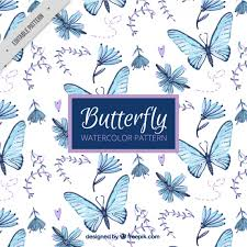 butterfly pattern vectors photos and psd files free