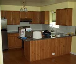 Kitchen Cabinet Plywood Oak Painted Kitchen Cabinets Before And After U2014 Decor Trends