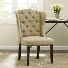 Dining Room Wing Chairs by Wingback Dining Chair Militariart Com