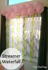 best 25 budget baby shower ideas on pinterest diy baby shower baby shower on a budget streamer ideasdiy streamer decorationsdecorating