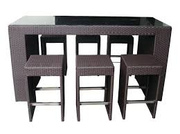 High Table Patio Furniture Inspirational High Top Patio Table Set Or Wood Patio Table