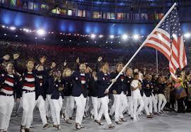 Ceremony Flag Cnn Host Phelps Should Have Let Muslim Fencer Carry Flag For U0027one
