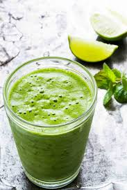 pineapple mojito recipe green mojito smoothie recipe simplyrecipes com