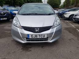 lexus used car croydon used honda for sale jazz 1 4 i vtec es cvt silver croydon