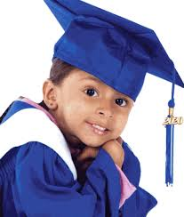 kindergarten cap and gown school cap gown package headstart