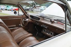 chevy vega interior the 1962 pontiac tempest a car with half of an engine