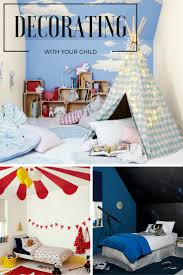 happier children let them help decorate their bedrooms