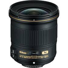 810 1750 S by Nikon Af S Nikkor 24mm F 1 8g Ed Lens 20057 B U0026h Photo