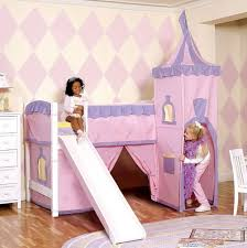 Bunk Beds With Slide For Teenage Girls Home Design Ideas - Girls bunk beds with slide