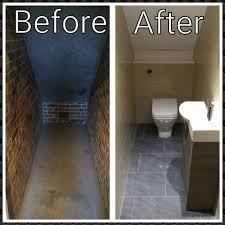 Water Under Bathroom Floor Best 25 Bathroom Under Stairs Ideas On Pinterest Understairs
