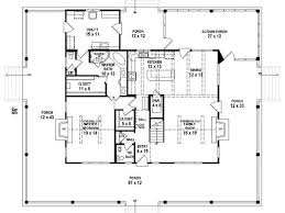 ranch style house plans with wrap around porch atomic ranch style house floor plans house plans