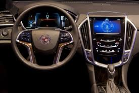 cadillac srx cue system cadillac s connected car system arrives in style wired