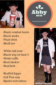 Ncis Abby Halloween Costume 7 Easy Diy Halloween Costume Ideas Women Couples