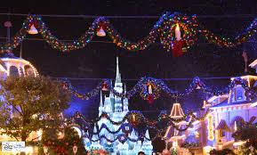my walt disney world christmas memories wdw fan zone