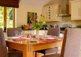 Lodge Kitchen by Holiday Lodges Kerry Lodge Rentals Ireland