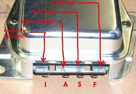 motorcraft alternator wiring diagram wiring diagram