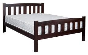 Slatted Bed Frames Slatted Bed Frame High Foot