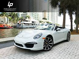 white porsche 911 convertible porsche 911 cabriolet for rent in miami paramount luxury rentals