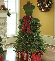 dress christmas tree shape artificial trees pre lit with lights