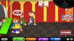 jeux de cuisine papa louis poulet papa s wingeria jeu de restaurant sur jeux gratuits com