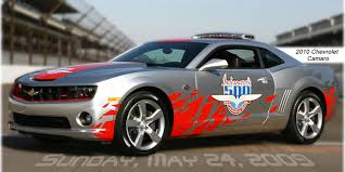 2010 camaro pace car for sale chevrolet camaro to as indy 500 official pace car