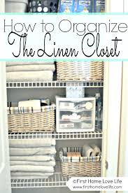 small cubbies storage 8 linen closet hacks to help you stay