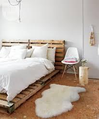 chambre style nordique lit style scandinave top deco lit noir salon et blanc et enchanteur