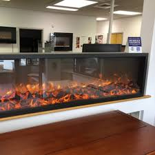 touchstone 80102 emblazon 60 wall length linear electric fireplace