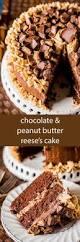 reese u0027s cake homemade chocolate cake with chocolate and peanut