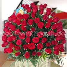 100 Roses Mothers Day Flowers To Barranquilla Atlantico