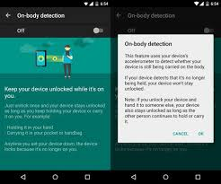 smart lock android android 5 0 lollipop gets new on detection smart lock