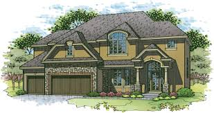 Custom Home Floorplans by Benson Place Fieldstone Home Builders Mcfarland Custom Builders