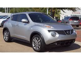 nissan juke 2017 silver silver nissan juke in mississippi for sale used cars on