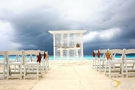 rock cancun wedding complimentary wedding set picture of rock hotel cancun