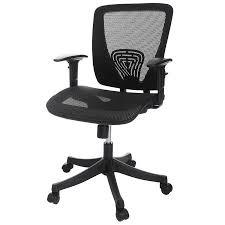 Ergonomic Office Desk Chair Ancheer High Back Black Mesh Swivel Ergonomic Office Desk Chair
