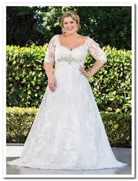 plus size wedding dresses with sleeves tea length plus size wedding dresses sleeves tea length criolla brithday