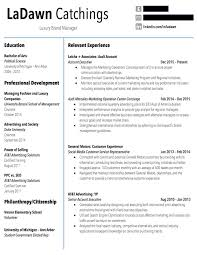 Marketing Operations Executive Resume Samples U2014 Layfield Resume Consulting