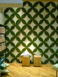 Interior Plant Wall Eco Friendly Botanical Wall Art Brings The Self Sustaining Beauty