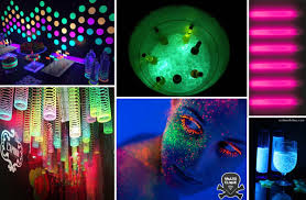 glow in the party ideas for teenagers party ideas birthday in a box