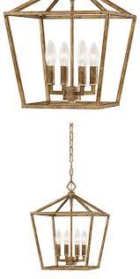 kenwood tractor 251 first kenwood vintage gold four light lantern pendant small