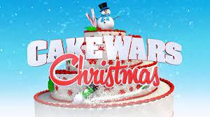 wars christmas cake wars christmas food network series returns in november