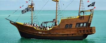 pirate ship cruise johns pass royal conquest madeira beach