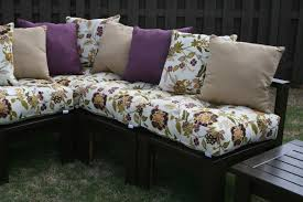 Outdoor Wood Sectional Furniture Plans by Diy Outdoor Sectional The 36th Avenue