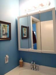 Mirrored Medicine Cabinet Doors Bathroom Mirror Medicine Cabinet
