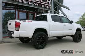 tacoma lexus wheels toyota tacoma with 18in black rhino mint wheels exclusively from