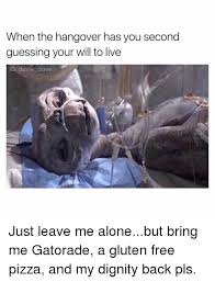 Funny Hangover Memes - 25 best memes about funny gatorade gluten free hangover