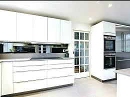 gray gloss kitchen cabinets glossy kitchen cabinets datavitablog com