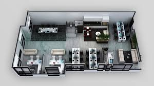Rendering Floor Plans by 3d Floor Plan Design Interactive 3d Floor Plan Yantram Studio