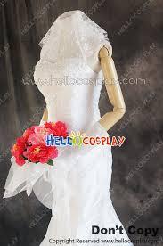 wedding dress costume one boa hancock wedding dress costume